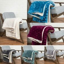 Geometric Modern Bed Throws Decorative Throws