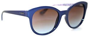 Vogue Damen Sonnenbrille VO2795-S 2325/48 53mm blau 163 96