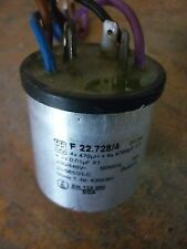 Genuine Miele WS5427 Interfer.suppressor 4X4700PF F22728/4- Pt 4364383