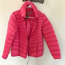 Giordano Pink Coat/Jacket Women M