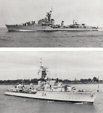 Royal Canadian Navy Warships ~ (4) ~ c. - 1898-1920