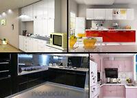 Pearl Vinyl Self Adhesive Kitchen Cupboard Door Drawer Wardrobe Cover PVC film