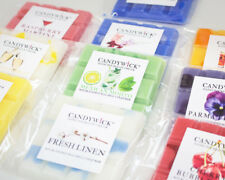 Candywick® Wax Melts Snap Bars - Hand-poured in the UK Max Scented Soy Tarts