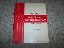 land cruiser fj60 1983 toyota land cruiser fj40 fj60 electrical wiring diagram manual 4 2l 6cyl