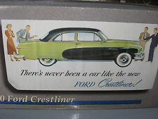 Precision Miniatures 1950 Ford Crestliner Sportsmen Green 1:18 Nice With Box