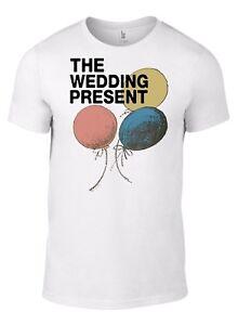 THE WEDDING PRESENT T-shirt Balloons Retro cinerama CD smiths vinyl vintage W