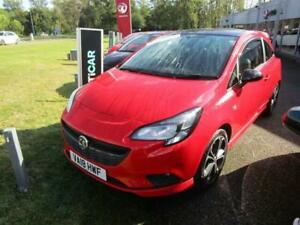 2018 Vauxhall Corsa RED EDITION S/S Hatchback Petrol Manual