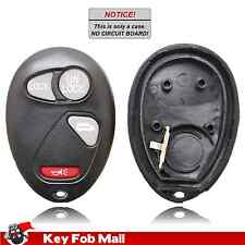 New Key Fob Remote Shell Case For a 2004 Oldsmobile Silhouette w/ Sliding Door