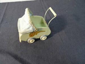 Alter kleiner Puppenstubenwagen EAS DDR Zeit