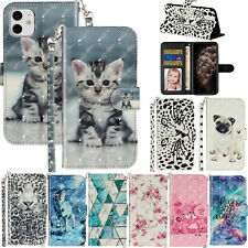 For Samsung S20 S10 A51 A71 A10 A20 S Magnetic Leather Wallet Flip Case Cover