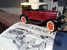 Hubley-Gabriel METAL KIT Ford Model A PHAETONZ 1:22