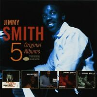 Jimmy Smith - 5 Original Albums [New CD] Boxed Set
