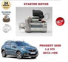 für Peugeot 2008 1.2 VTi 2013 > nach Anlasser