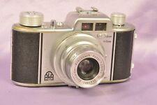 Akarelle mit Schneider Xenar 3,5 x 50mm / Camera defekt faulty