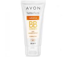Avon Nutra Effects Radiance 5in1 BB Cream MEDIUM, LIGHT, EXTRA LIGHT 30ml SP15