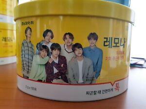 K-POP BTS X LEMONA OFFICIAL VITAMIN C ( 2g x 120 pcs ) BTS Version
