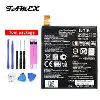 New Battery BL-T16 for LG G Flex 2 II H950 H955 LS996 US995 H959 F510L+Tools