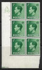 ½d Edward Viii A36 7 Dot with listed variety Unmounted Mint/Mnh
