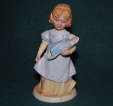 "Avon - "" A Mother's Love "" - Porcelain Collectible Vintage Figurine - 1981"