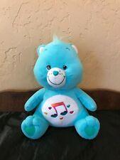 "Musical Heart Plush Care Bear 13"""