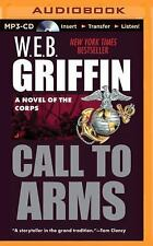 The Corps: Call to Arms 2 by W. E. B. Griffin (2015, MP3 CD, Unabridged)