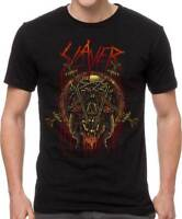 SLAYER Rotting Skull T SHIRT S-M-L-XL-2XL Brand New Official H3 Sportgear Merch
