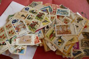 440 Australia used postage stamps Kiloware philately philatelic postal
