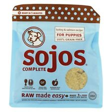 Sojos Puppy Turkey Salmon 1Lb
