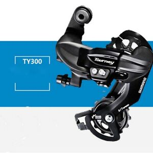 Shimano Tourney RD TY300 6 7 Speed Rear Derailleur Bracket Fit Replaces TX35!