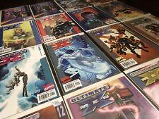 Ultimate X-Men LOT of 102 Comics #1-100 + #1a + Annuals FULL SET (Marvel 2000)