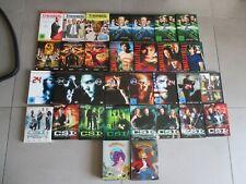 DVD Staffel und Spezial Edition Sammlung Futurama, CSI, 24, Sea Quest