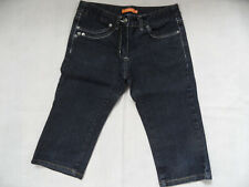 STACCATO tolle 3/4 Jeans graublau Gr. 158 TOP ST519