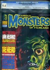 Famous Monsters of Filmland #238 CGC 9.4 RARE!