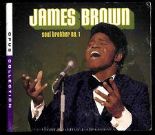 Soul Brother No. 1 [Starbucks] [Digipak] by James Brown (CD, Mar-2008) BRAND NEW