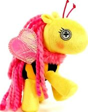 NEW! Lalaloopsy Ponies Plush! Honeycomb! Pony in Bumble Bee Costume! Pink Wings!