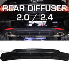 Genuine 2.0 2.4 Rear Diffuser For Hyundai Sonata i45 2011 2012 2013