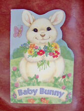 Baby Bunny (1999, Board Book w/lift flaps, Illustrated)