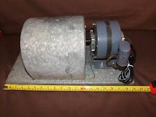 3 Speed squirrel cage fan Heat Cool Distribution Blower Wood Corn Pellet Stove