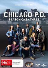 Chicago P.D. PD : Season 1-3 : NEW DVD Box Set
