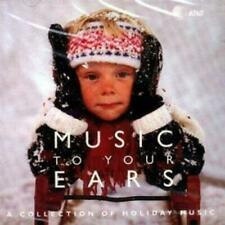 Music To Your Ears - A Collection Of Holiday Music - Music CD (Sony, 1997)