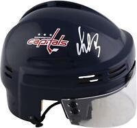 Alex Ovechkin Washington Capitals Autographed Navy Mini Helmet