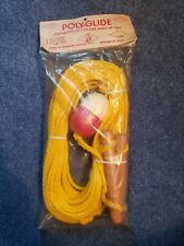 Samson Poly Glide Water Ski Tow Rope 75 Feet New Old Stock