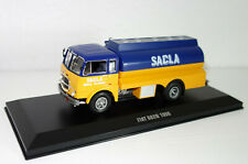 """Ixo-Fiat 682n camion citerne """"SACLA"""" - 1966, camions, modèle-Auto - 1:43 - tru011-Neuf"""