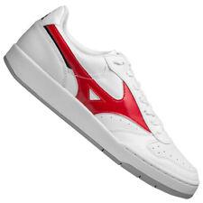Mizuno City Wind Herren Leder Sport Schuhe Mode Sneaker D1GA1917-62 weiß neu