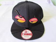NEW ERA CAP HAT 9FIFTY SNAPBACK THE PINK PANTHER EYES COMICS BLACK