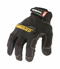 Ironclad Black Universal Medium Synthetic Leather Utility Gloves