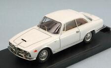 ALFA ROMEO 2600 SPRINT 1962 WHITE 1:43 AUTO STRADALI BANG SCALA MODEL