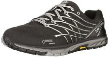 Womens Merrell Bare Access GTX Trail Running Shoes Size 5.5 Black Silver J01632