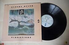 """ALBERT AYLER """"VIBRATIONS -disco 33 giri ARISTA 1975 Us""""  Jazz"""