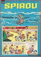 ▬► Spirou Hebdo N° 1220 du 31 Août 1961 Cirque Fratellini